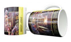 Чаши със сублимация - Iron Maiden