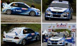 Брандиран състезателен автомобил - Isaev