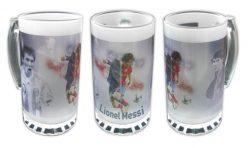 Халби за бира със сублимация - Lionel Messi