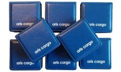 Рекламни кубчета Aris Cargo
