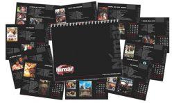 Календар - пирамидка Nimar