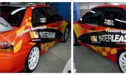 Брандиран спортен автомобил - Рувекс
