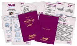 Паспорт Skrill