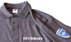 Тениска - охрана