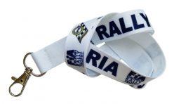 Лента за бадж със сублимация Rally Bulgaria
