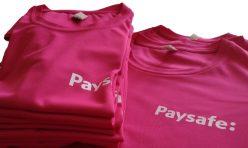 Спортни тениски Paysafe